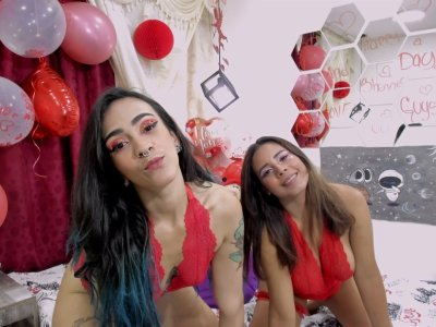 StripChat danna_and_shenner chaturbate adultcams